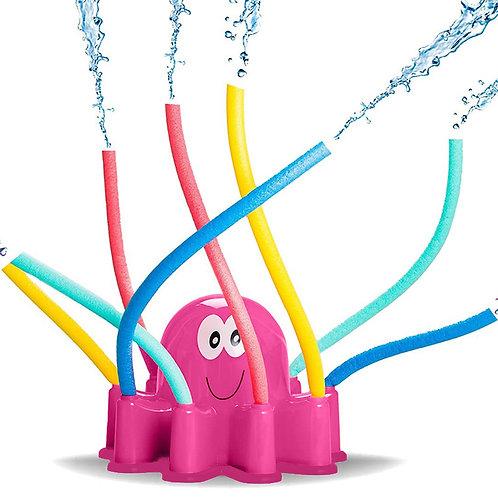 Toy Octopus Water Sprinkler