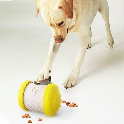 Dog Puzzle Interactive Toy Tumbler
