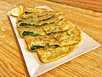 Spinach & Fetta Gözleme