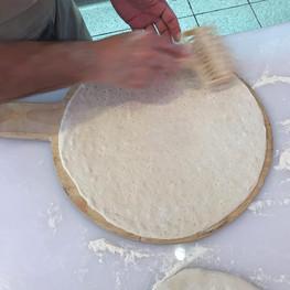 Fresh Pizza base