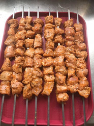 Charcoal Chicken Shish