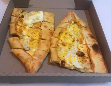 Cheese & egg Börek