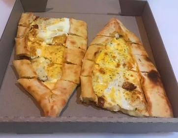 Cheese & egg Börek