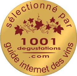 Guide internet des vins 1001