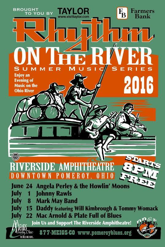 2016 - Rhythm on the River, OH