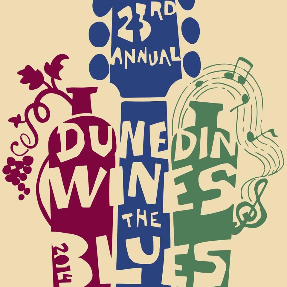 2014 - Dunedin Wines the Blues