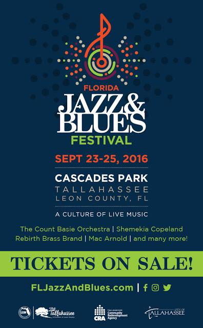 2016 - Florida Jazz & Blues Festival