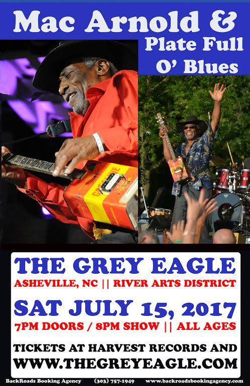2017 - Grey Eagle, NC