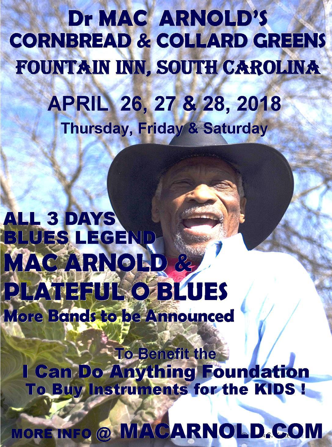 2018 - April 26-28 Festival