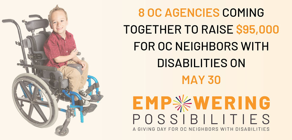 8 OC AGENCIES COMING TOGETHER TO RAISE $