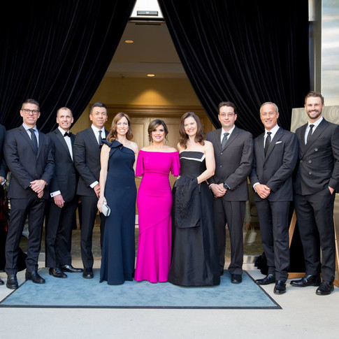 Photo of UCP-OC's Board Members at the Life Without Limits Gala