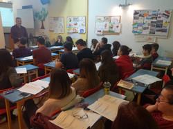 Hellenic American Union workshop