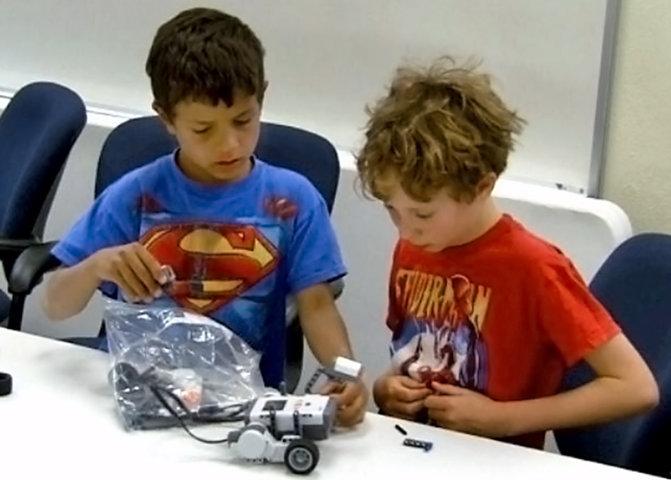 Δωρεάν μαθήματα ρομποτικής