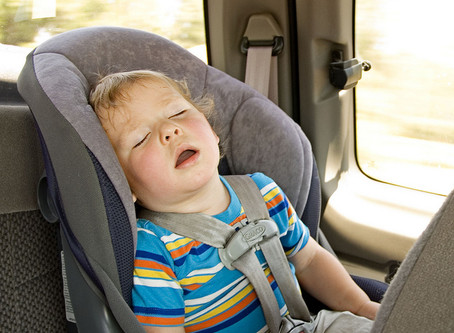 Forgotten Baby Syndrome: Summertime Car Safety for Parents