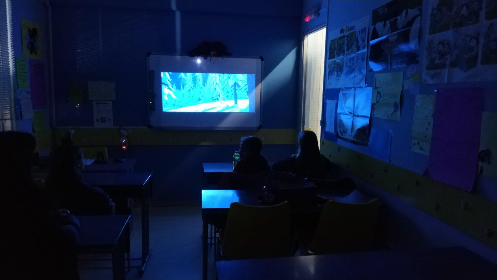 Video in teaching