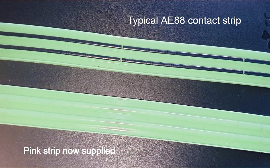 YAMAHA RUBBER CONTACT STRIP AE88 TYPE