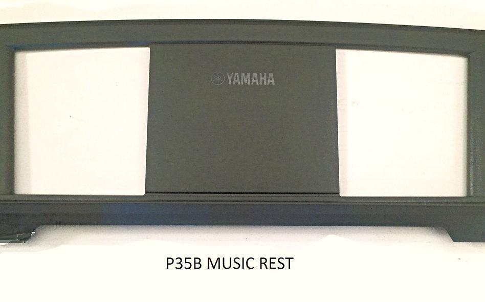 YAMAHA MUSIC REST ASSY P35/45 (BLACK)