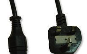 MAINS POWER CABLE 3-PIN YAMAHA TYROS/2/3/4/5 GENOS