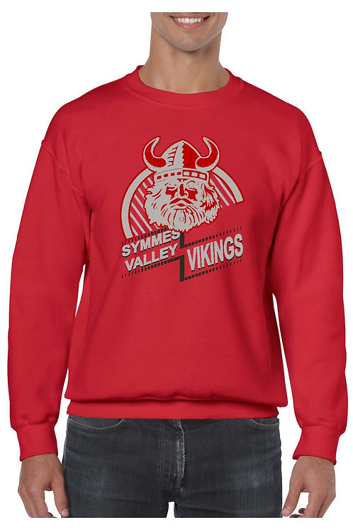 Adult Crewneck Sweatshirt (2X-5X)