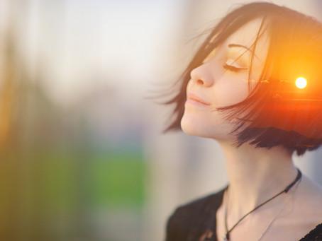 Stop hustling - focus! practical intuitive healing