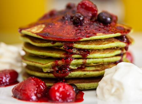 Matcha Pancake Recipe