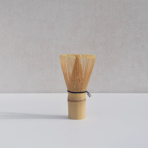 PetitSquares Japanese Bamboo Whisk