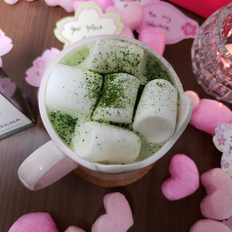 Matcha White Hot Chocolate Recipe
