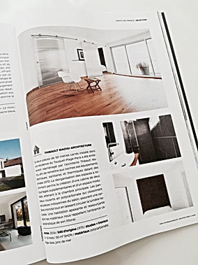Publication Thibault Machu Architecture appartement C403