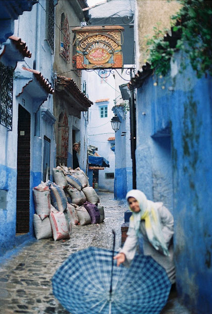 City of Blue