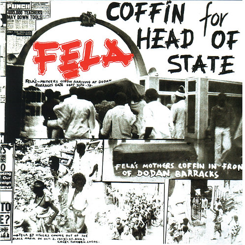 Fela Kuti & Afrika 70 | Coffin for Head of State