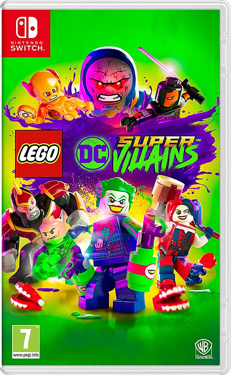 Lego DC Super Villains | Nintendo Switch