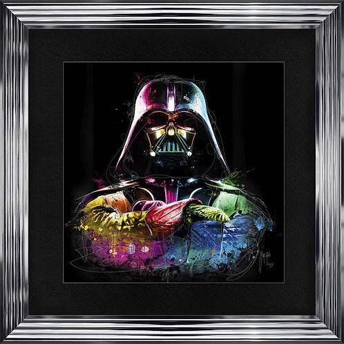 Vader | Patrice Murciano | Limited Edition Framed Print | 90 x 90 cm
