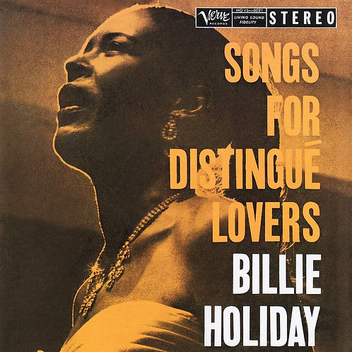 Billie Holiday | Songs for Distingué Lovers