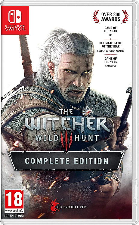 The Witcher 3 Wild Hunt Complete Edition | Nintendo Switch