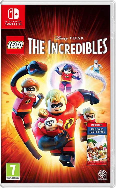 Lego The Incredibles | Nintendo Switch