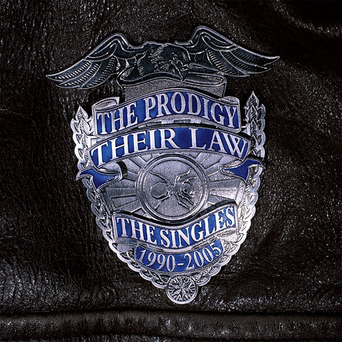 Prodigy (The) | Their Law The Singles | Silver 2LP