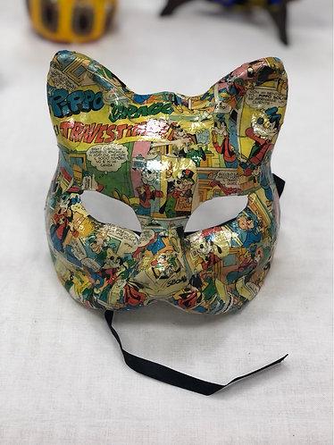 Maschera Gatto Comics
