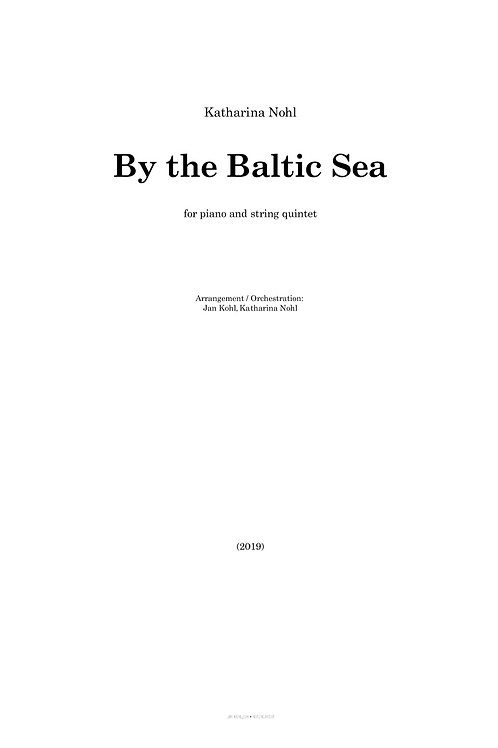 By the Baltic Sea - Quintet
