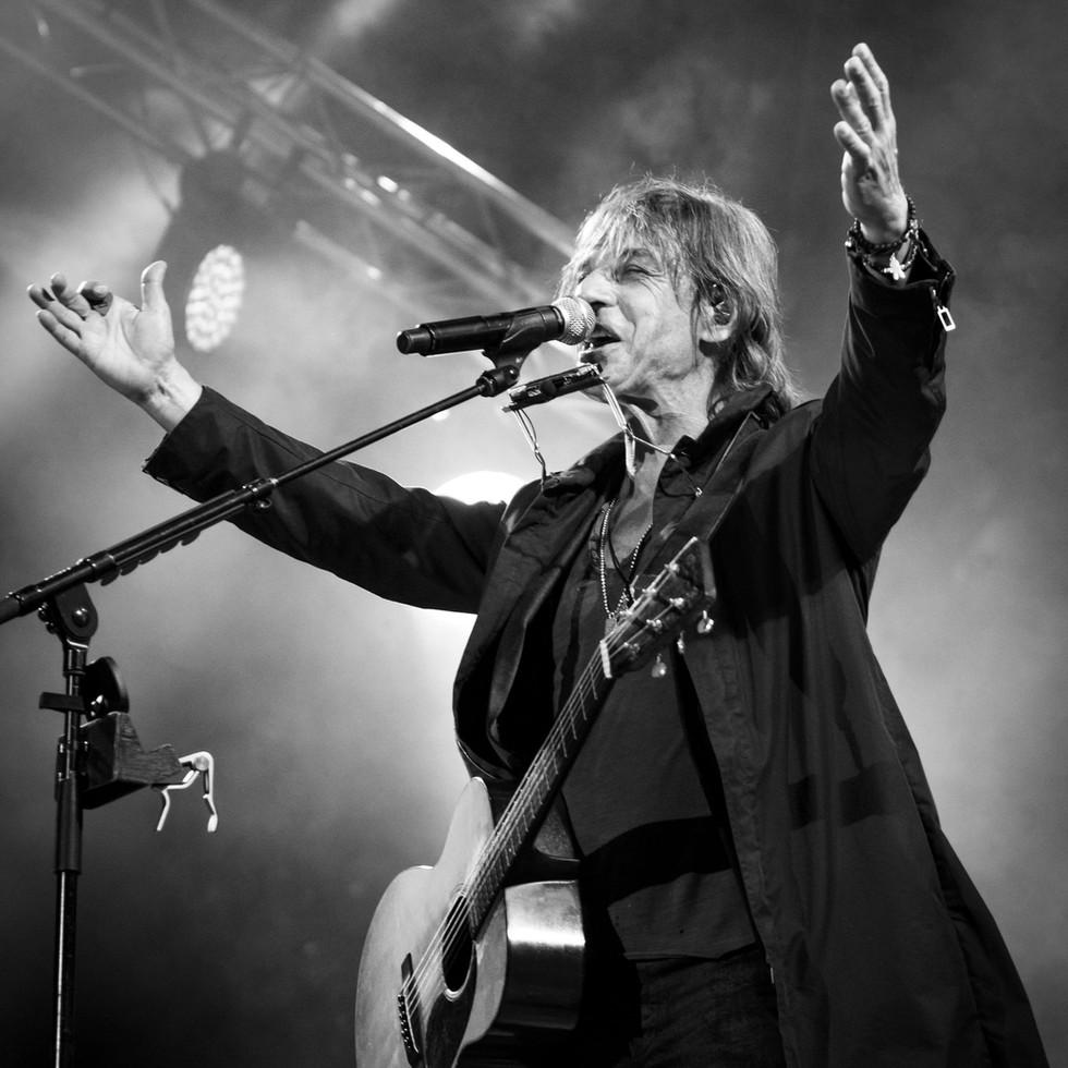 Jean-Louis Aubert @ Rock'Oz Arènes 12
