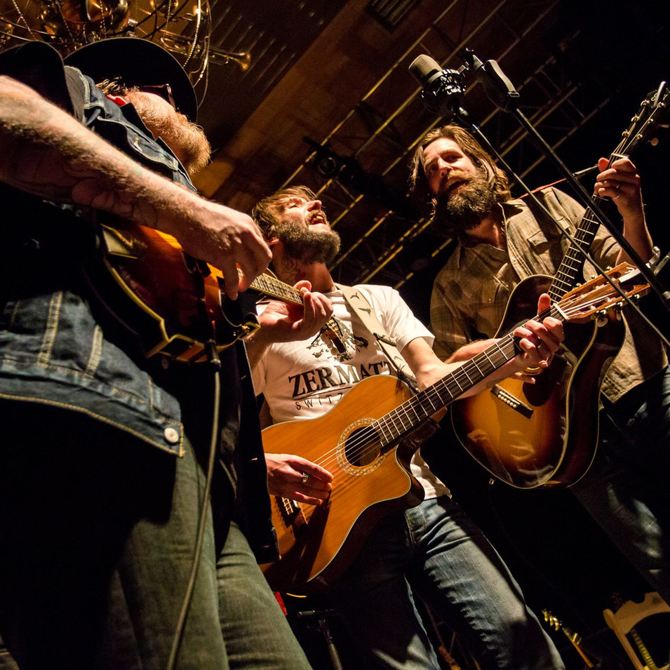 Band Of Horses @ Zermatt Unplugged 14