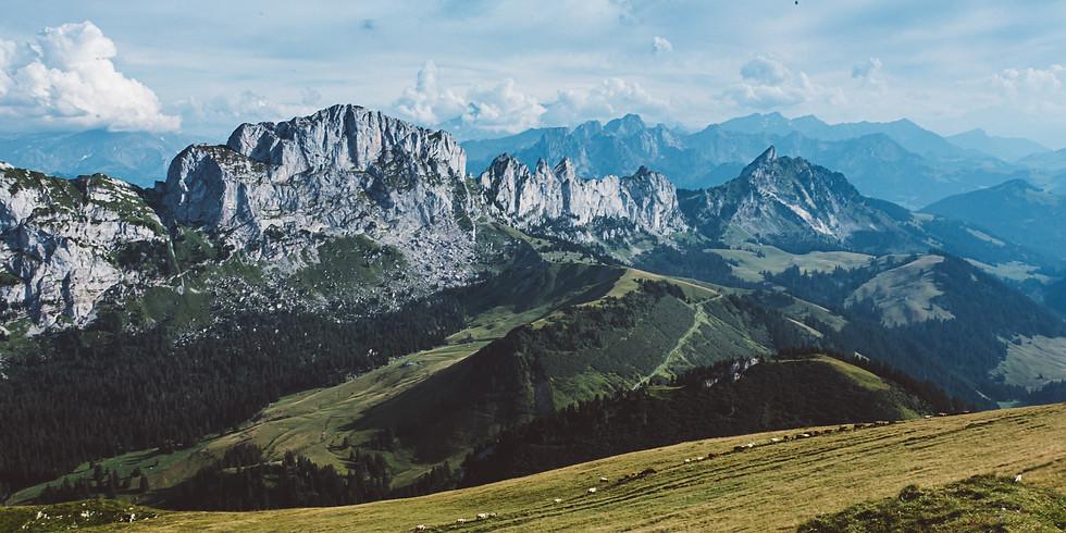Randonnée photographique - Le tour des Gastlosen