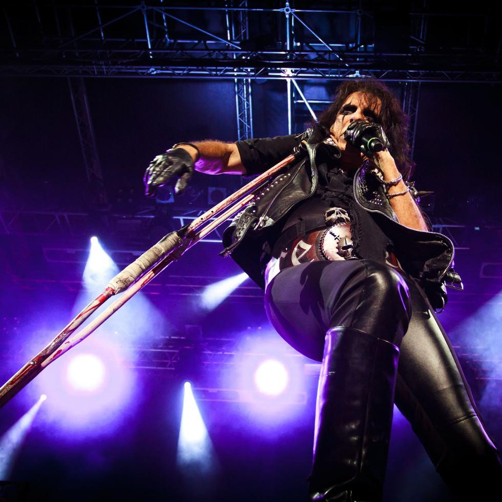 Alice Cooper @ Rock'Oz Arènes 12