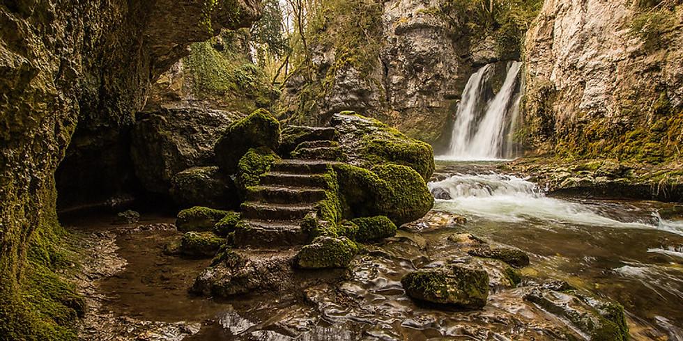 Randonnée photographique - De la Tine de Conflens à la Cascade du Dard