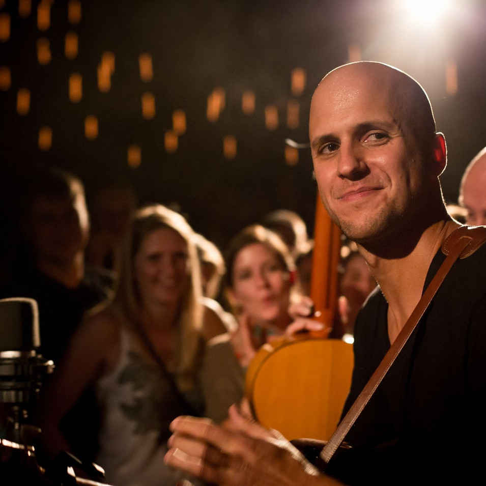 Milow @ Zermatt Unplugged 14