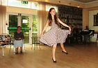 Keep teenagers dancing