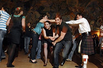 Come and try Scottish country dancing