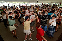 Dancing for ceilidhs and weddings