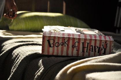 Book of Happy, Saving Sally BTS