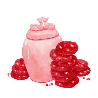 Red Velvet's Cookie Jar MV