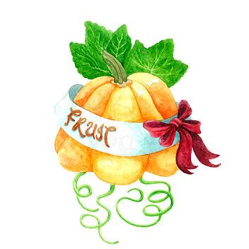 Pumpkins are Fruits
